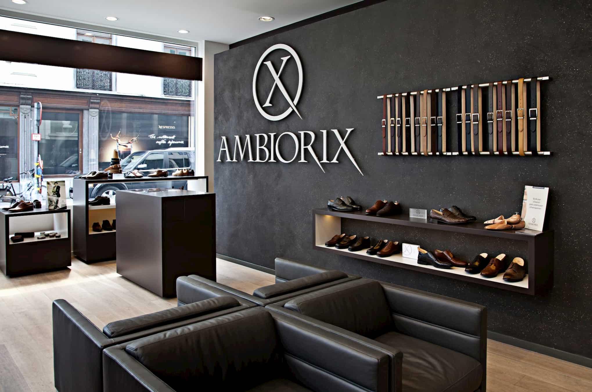 Ambiorix schoenen België - Duaal Digitaal