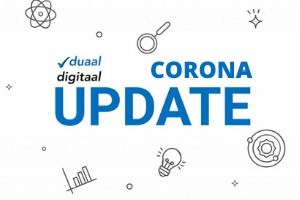 Update (corona) duaam digtaal