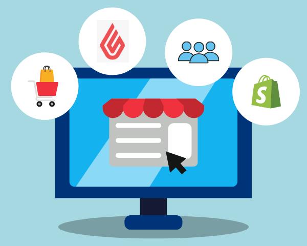 e-commerce - duaal digitaal