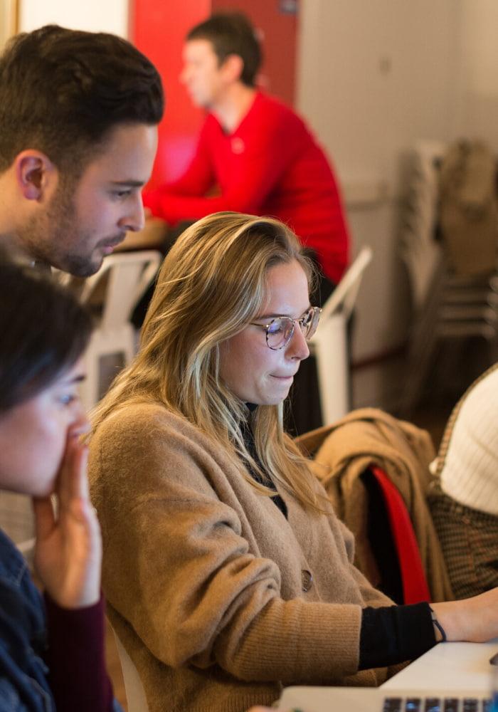 Bouw je eigenwebsite twee daagse - google digitaal atelier - duaal digitaal